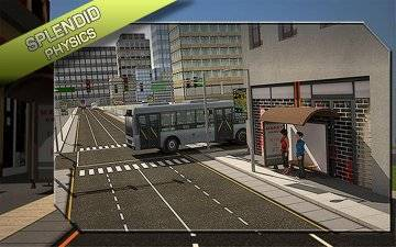 Водитель автобуса 3D читы