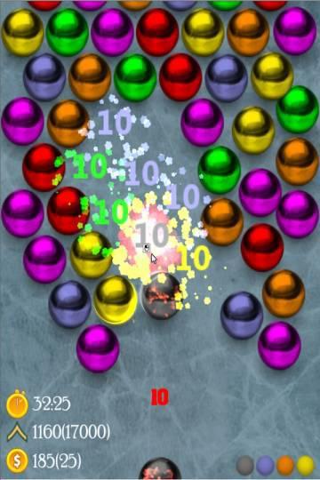 Головоломка Магнитные шарики взлом
