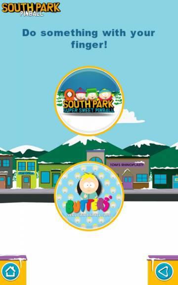 South Park Pinball читы