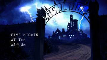 Five Nights at the Asylum взлом