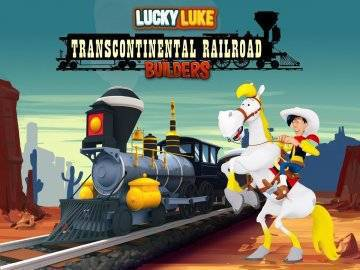 Lucky Luke: Transcontinental взлом