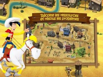 Lucky Luke: Transcontinental на андроид
