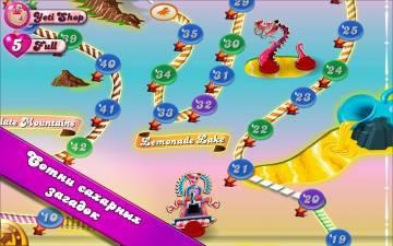 Candy Crush Saga прохождение
