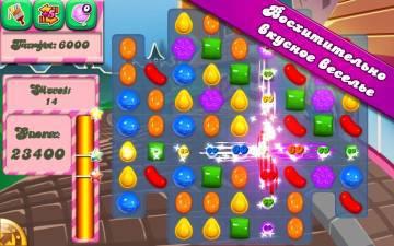 Candy Crush Saga взлом