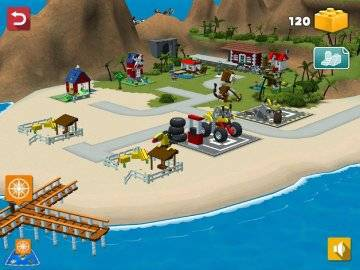LEGO Creator Islands читы