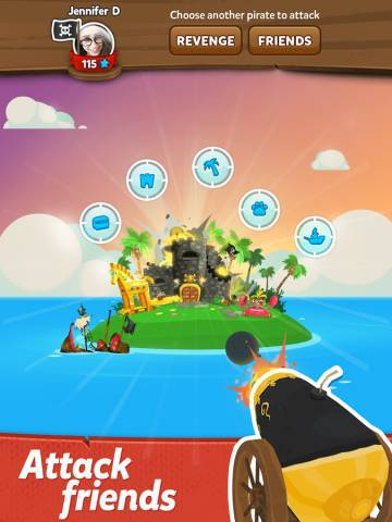 Pirate Kings секреты