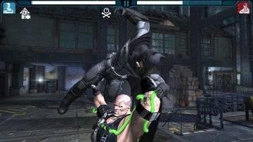 BATMAN: ЛЕТОПИСЬ АРКХЕМА читы