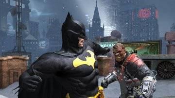 BATMAN: ЛЕТОПИСЬ АРКХЕМА прохождение