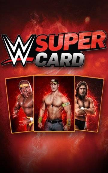 WWE SuperCard взлом