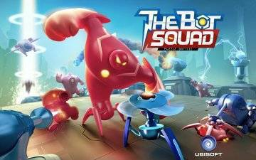 The Bot Squad: Puzzle Battles взлом