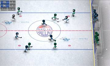 Stickman Ice Hockey читы