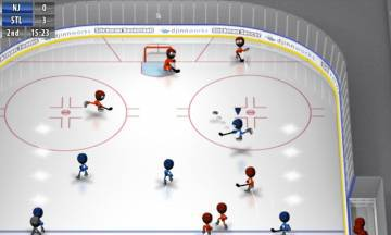 Stickman Ice Hockey взлом
