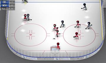 Stickman Ice Hockey на андроид