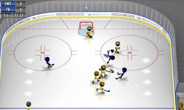 Stickman Ice Hockey секреты