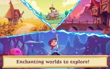 Bubble Witch 2 Saga прохождение