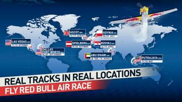 Red Bull Air Race The Game секреты