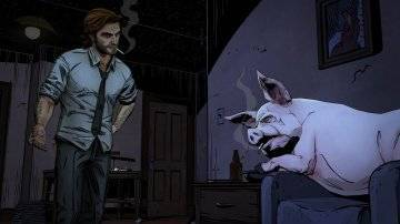 The Wolf Among Us взлом
