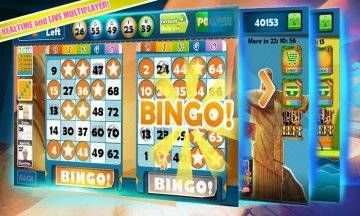 Bingo Fever - World Trip на андроид