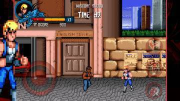 Double Dragon Trilogy взлом