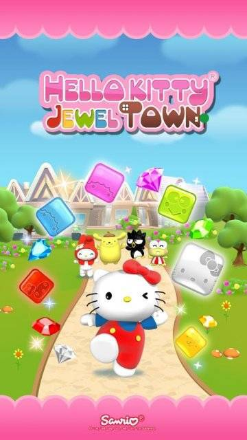 Hello Kitty Jewel Town читы