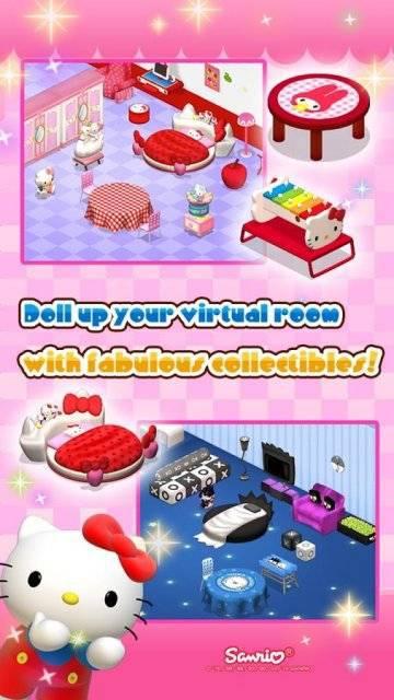 Hello Kitty Jewel Town секреты