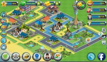 City Island 2 - Building Story на андроид
