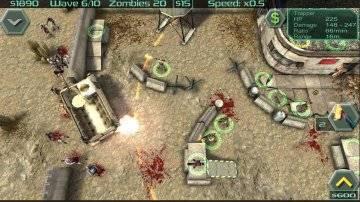Zombie Defense читы