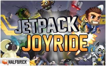 Jetpack Joyride много денег