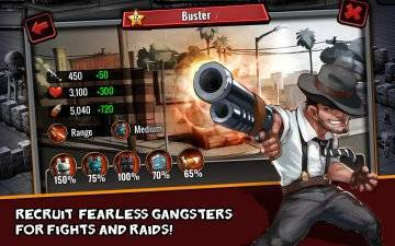 Clash of Gangs читы