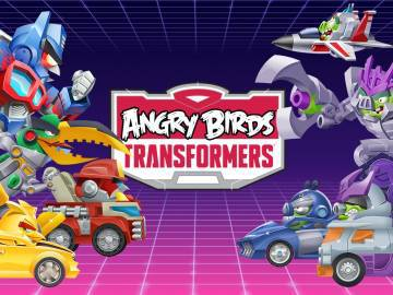 Angry Birds Transformers взлом