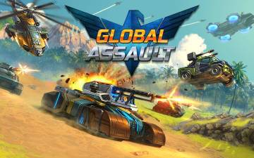 Global Assault взлом