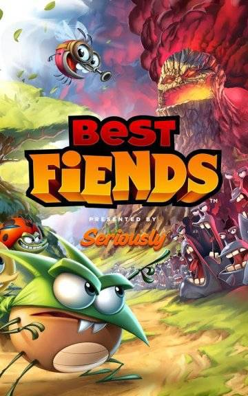 Best Fiends взлом