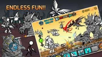 Cartoon Wars 2 свободные покупки