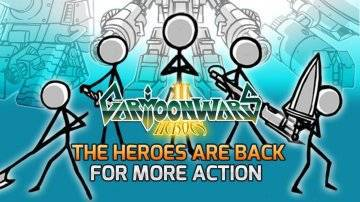 Cartoon Wars 2 взлом