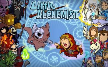 Little Alchemist взлом