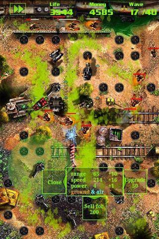 GRave Defense на андроид