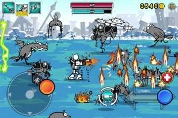 Cartoon Wars: Gunner много денег