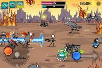 Cartoon Wars: Gunner свободные покупки