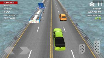 Car Overtaking на андроид