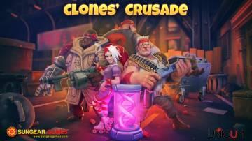 Clones Crusade взлом