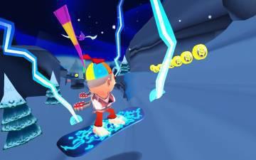 Skiing Fred скачать