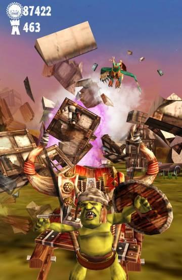 Warhammer Snotling Fling на андроид