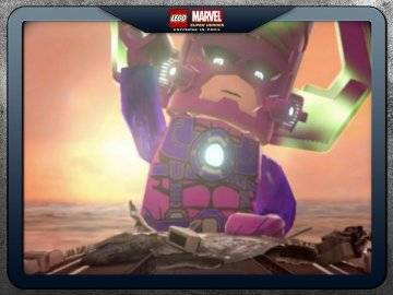 LEGO Marvel Super Heroes на андроид
