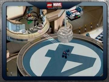 LEGO Marvel Super Heroes взлом