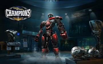 Real Steel Champions взлом