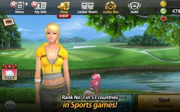 Golf Star взлом