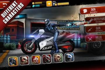 Death Moto 3 взломанная