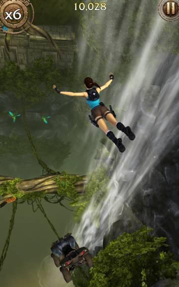 Lara Croft Relic Run прохождение