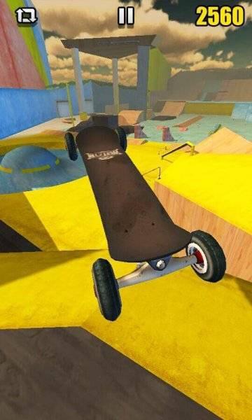 Настоящий Скейт скачать