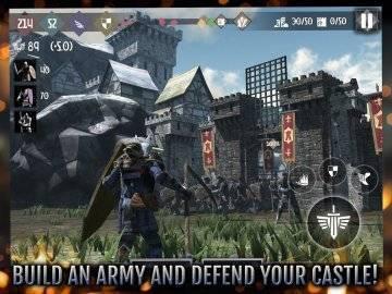 Heroes and Castles 2 взломанная